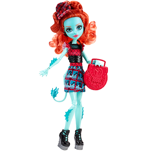 Лорна МакНесси кукла Monster Exchange Lorna McNessie Doll