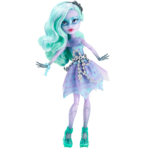Твайла кукла Haunted Getting Ghostly Twyla Doll