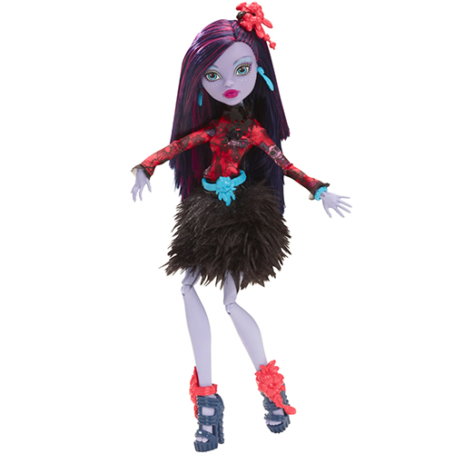 Джейн Булитл кукл Gloom and Bloom Jane Boolittle Doll