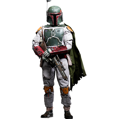 Boba Fett Quarter Scale Figure