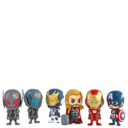Avengers Age of Ultron Collectible Set