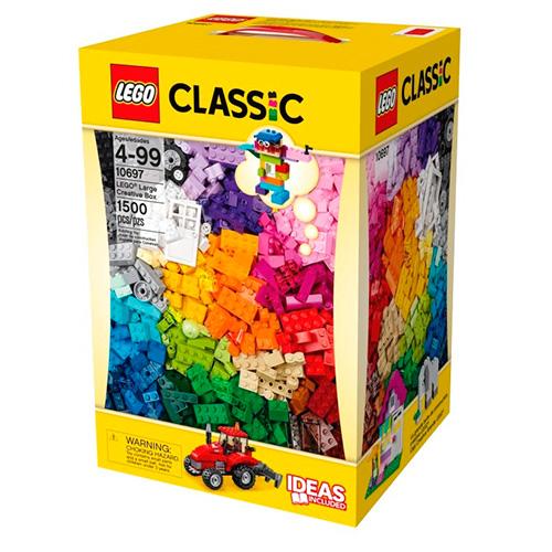 LEGO Classic 10697 Огромный набор для творчества