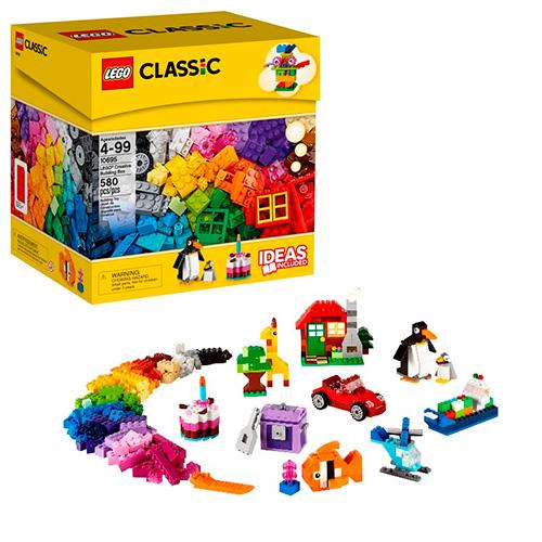 LEGO Classic 10695 Набор для веселого конструирования