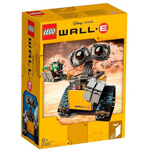 LEGO Ideas 21303 ВАЛЛ-И