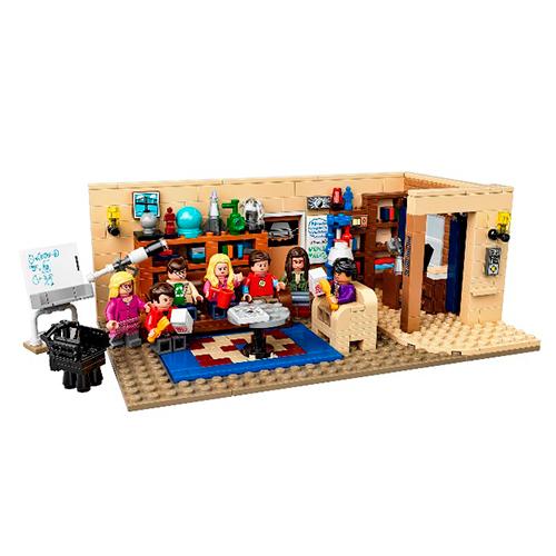 LEGO Ideas 21302 Теория большого взрыва