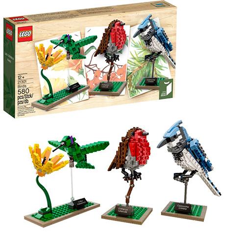 LEGO Ideas 21301 Птицы