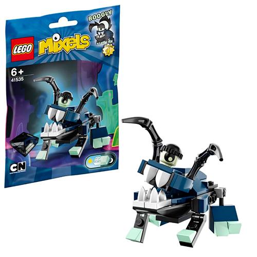 LEGO Mixels 41535 Бугли