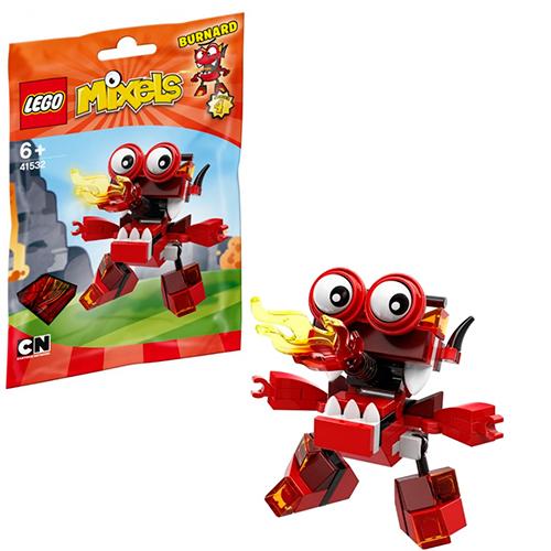 LEGO Mixels 41532 Бернард