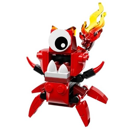 LEGO Mixels 41531 Фламзер