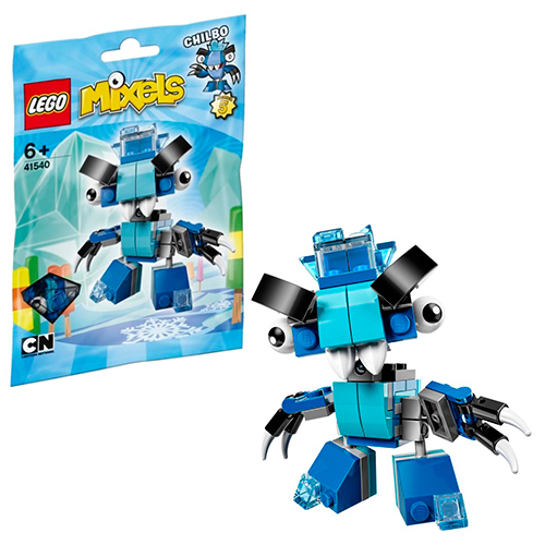 LEGO Mixels 41540 Чилбо