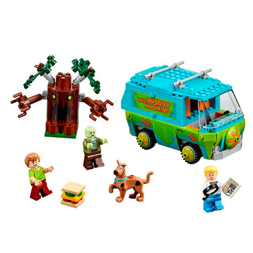 LEGO Scooby Doo 75902 Фургончик Тайн