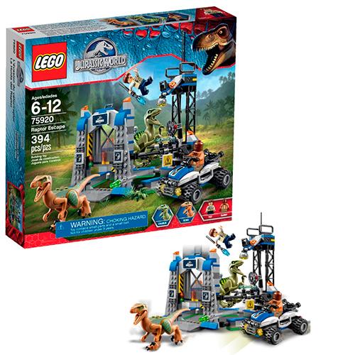 LEGO Jurassic World 75920 Побег раптора