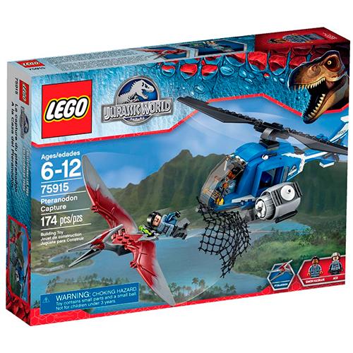 LEGO Jurassic World 75915 Перехват Птеранодона