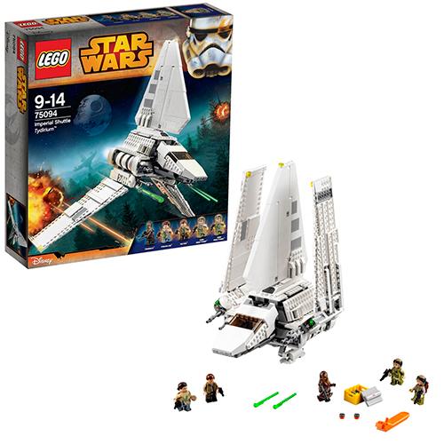 LEGO Star Wars 75094 Имперский шаттл Тайдириум