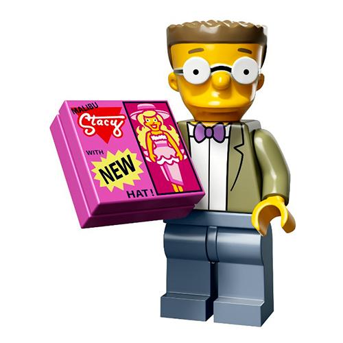 LEGO Simpsons 71009-15 2-й выпуск - Смитерс