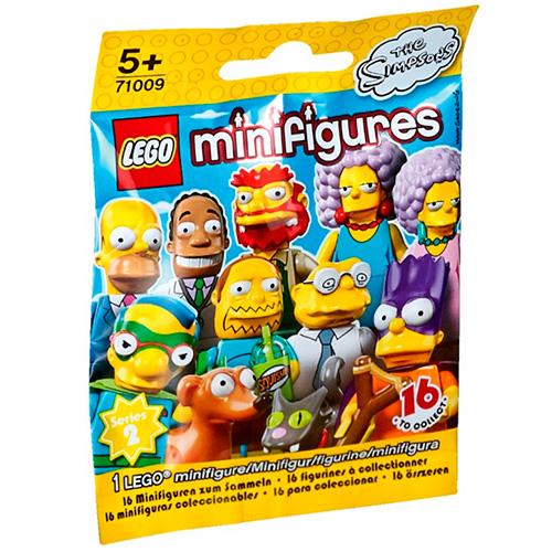 LEGO Simpsons 71009-12 2-й выпуск - Пэтти Бувье