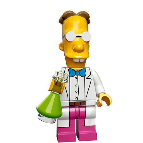LEGO Simpsons 71009-9 Профессор Фринк