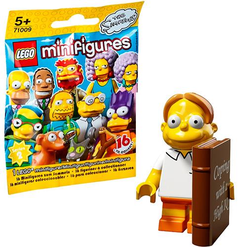 LEGO Simpsons 71009-8 2-й выпуск - Мартин Принс