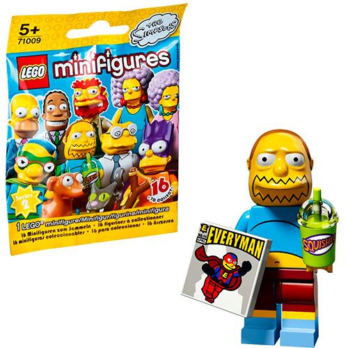 LEGO Simpsons 71009-7 2-й выпуск - Продавец комиксов
