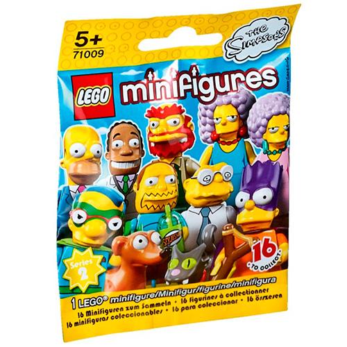 LEGO Simpsons 71009-6 2-й выпуск - Милхаус