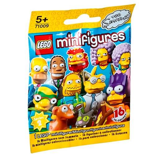 LEGO Simpsons 71009-2 2-й выпуск - Мардж