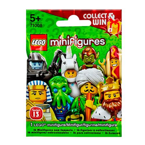 LEGO Minifigures 71008-15 13-й выпуск - Леди Циклоп