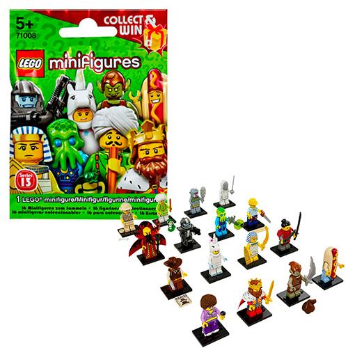 LEGO Minifigures 71008 13-й выпуск - Галактический солдат