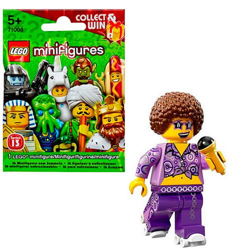 LEGO Minifigures 71008-13 13-й выпуск - Примадонна Диско