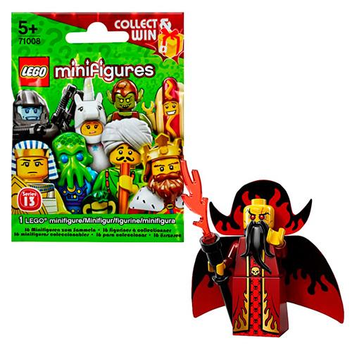 LEGO Minifigures 71008-10 13-й выпуск - Злобный маг