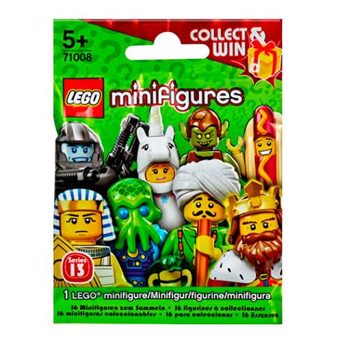 LEGO Minifigures 71008-7 13-й выпуск - Инопланетный солдат