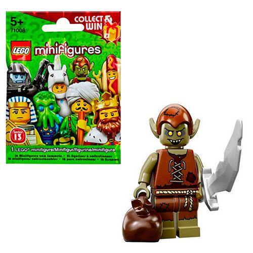 LEGO Minifigures 71008-5 13-й выпуск - Гоблин