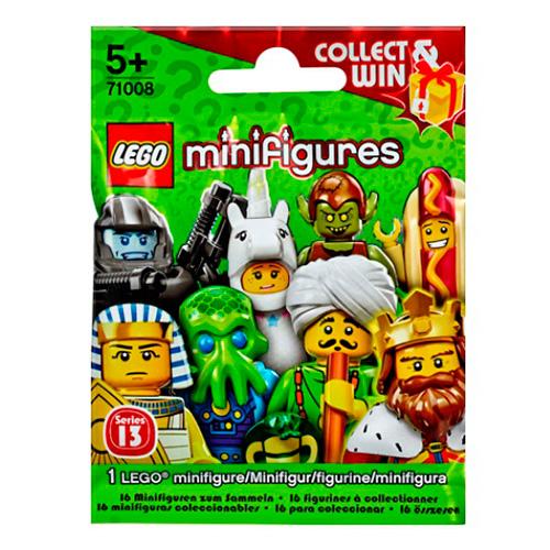 LEGO Minifigures 71008-3 13-й выпуск - Девочка-Единорог
