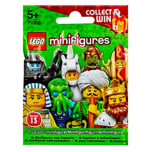 LEGO Minifigures 71008-1 13-й выпуск - Классический король