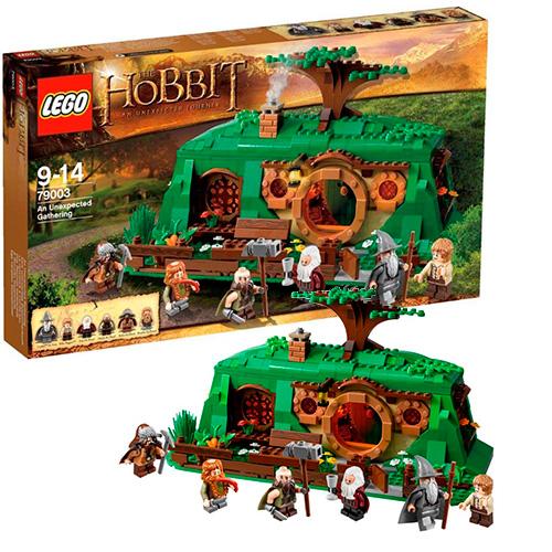 Lego 79003 Hobbit Неожиданный сбор