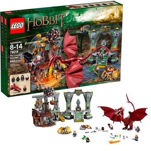 Lego 79018 Hobbit Одинокая гора
