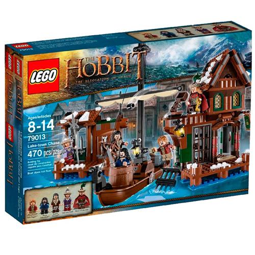 Lego 79013 Hobbit Погоня в Озёрном городе