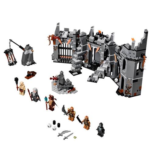 Lego 79014 Hobbit Битва при Дол Гулдуре