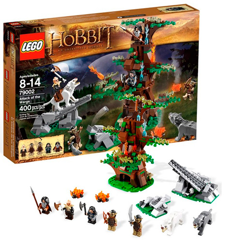 Lego 79002 Hobbit Атака Варгов