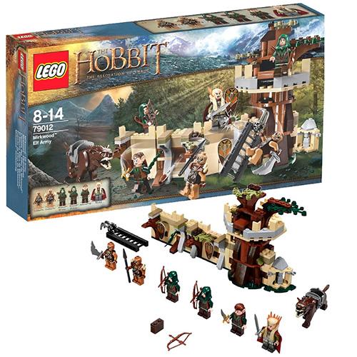 Lego 79012 Hobbit Армия эльфов Лихолесья