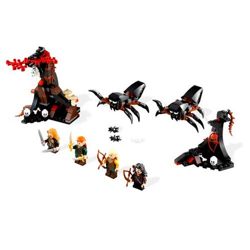 Lego 79001 Hobbit Бегство от пауков Лихолесья