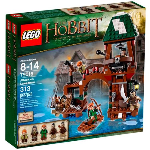Lego 79016 Hobbit Атака на Озёрный город