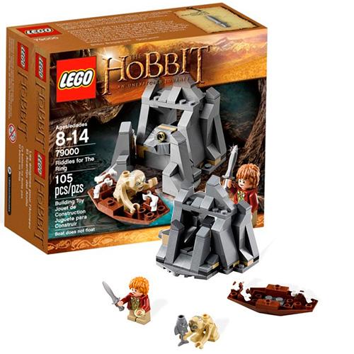 Lego 79000 Hobbit Тайна кольца