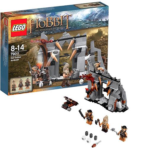 Lego 79011 Hobbit Засада у крепости Дол Гулдур
