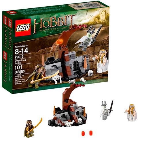 Lego 79015 Hobbit Сражение с Королём-чародеем