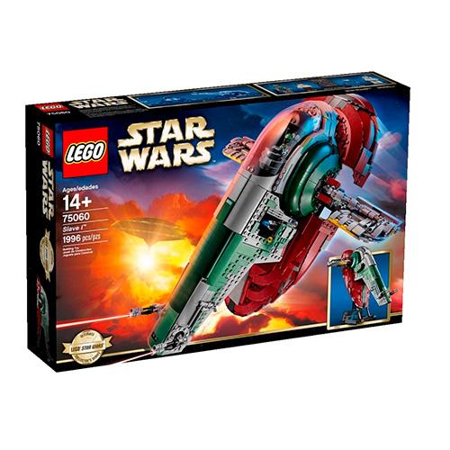 LEGO Star Wars 75060 Слейв I