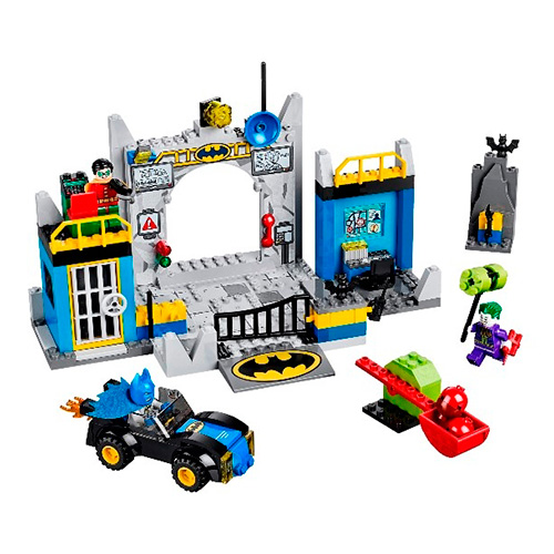 Lego 10672 Batman Логово Бэтмена