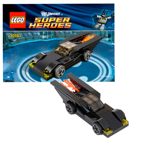 Lego 30161 Batman Бэтмобиль