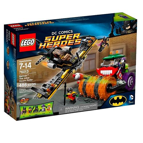 Lego 76013 Batman Паровой каток Джокера