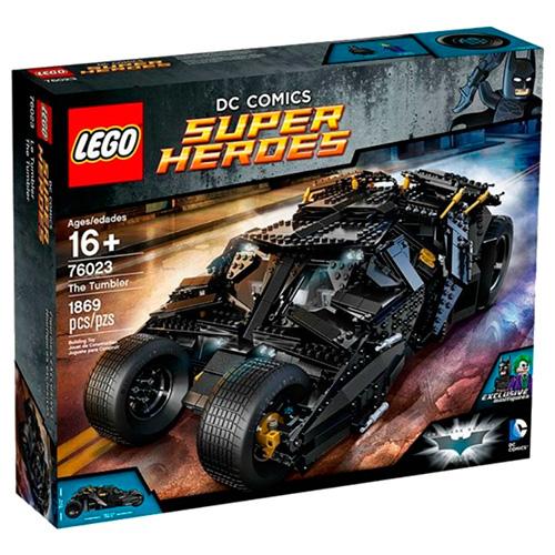 Lego 76023 Batman Тумблер