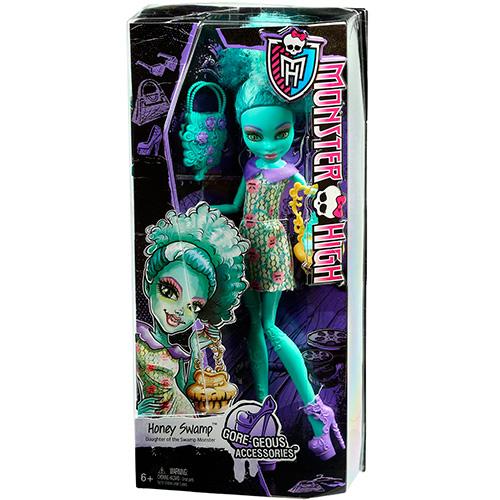 Хани Свомп кукла Gore-geous Accessories Honey Swamp doll